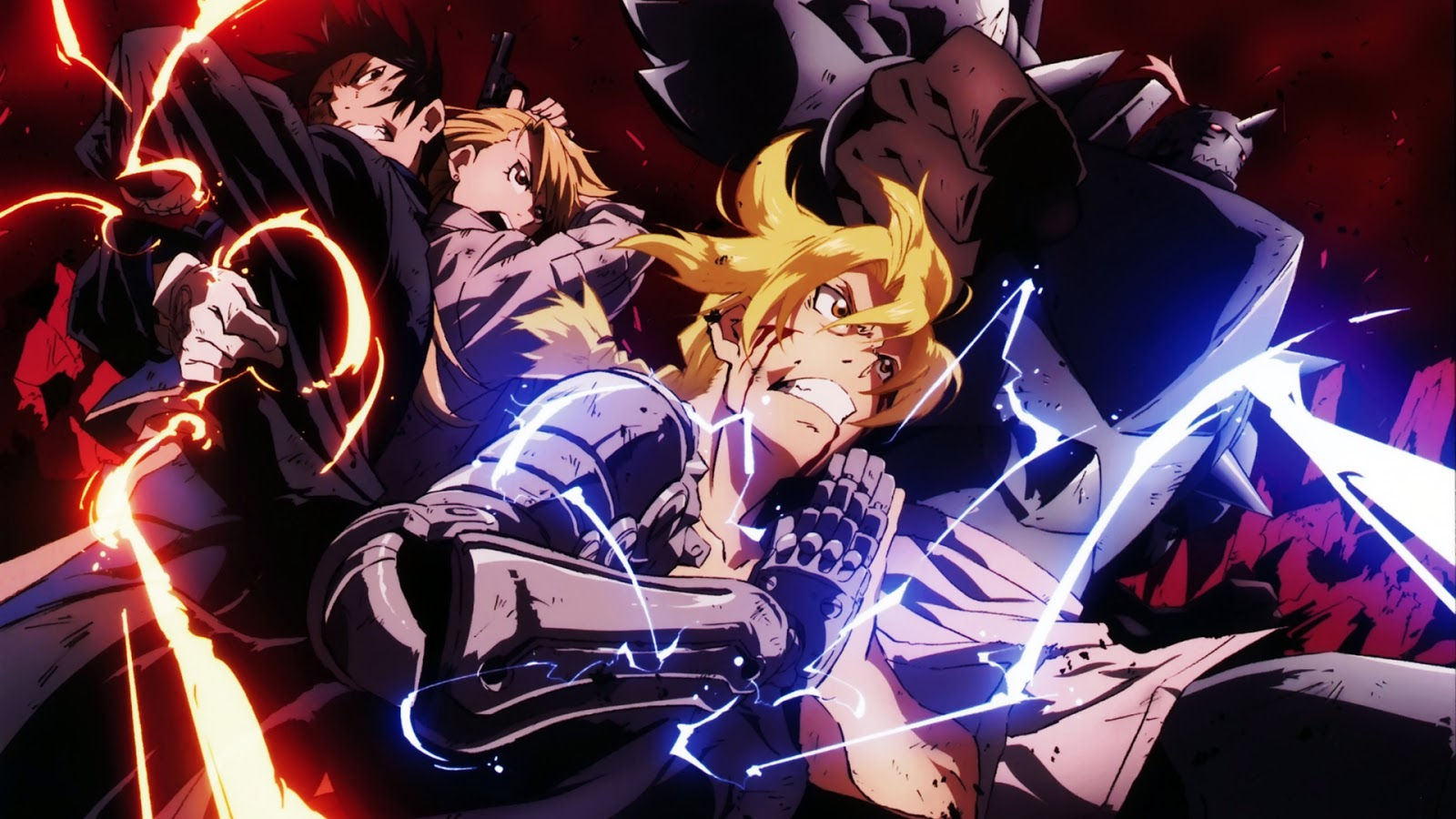 Full Metal Alchemist: Brotherhood, le droit à une seconde chance.
