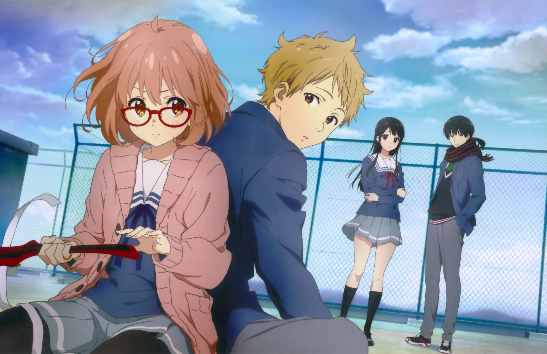 Kyoukai no Kanata – Beyond the KyoAni