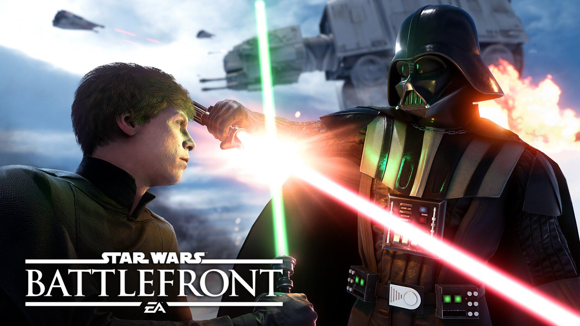 Star Wars Battlefront: Le retour du jeu-di