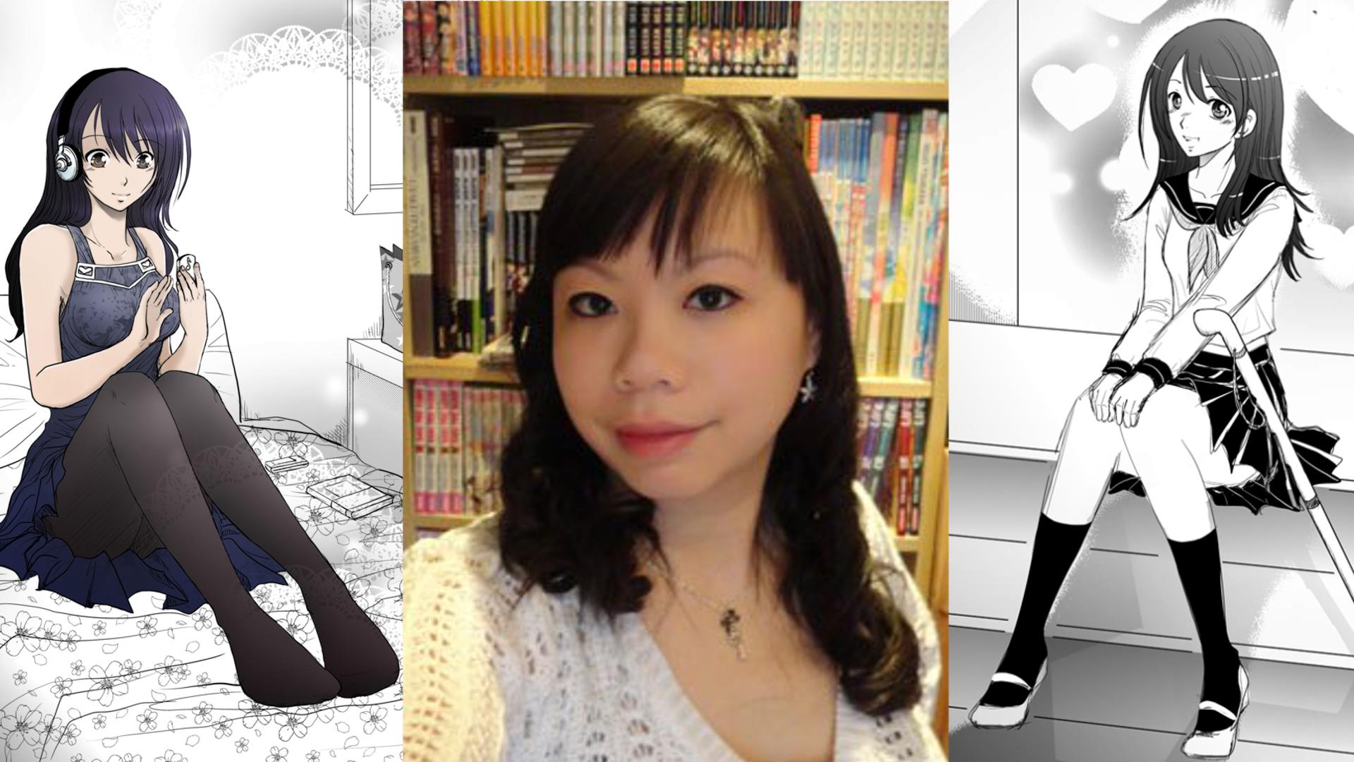 Interview : Saeko Doyle, l'illustratrice de Blind Spot