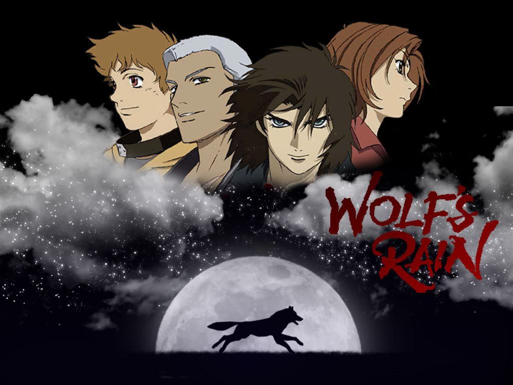 Wolf's rain, la fin de l'humanité est jaune