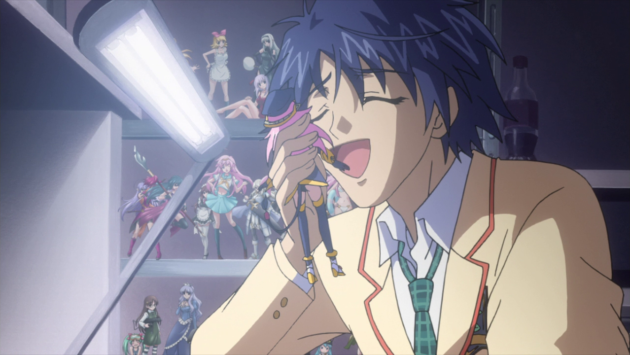 TOP 5 : T'es un otaku si tu as déjà…